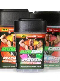 RVDCBD Gummy Pack 300 Mg