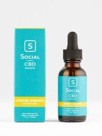 Social CBD Oil Drops