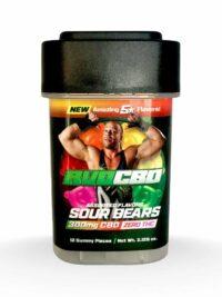 RVD CBD Sour Bears 300 Mg