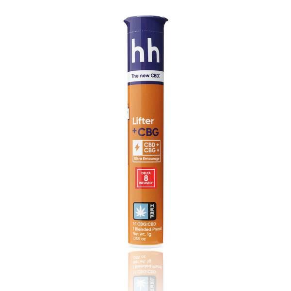 DELTA8 INFUSED HH PREROLL - CBG+LIFTER