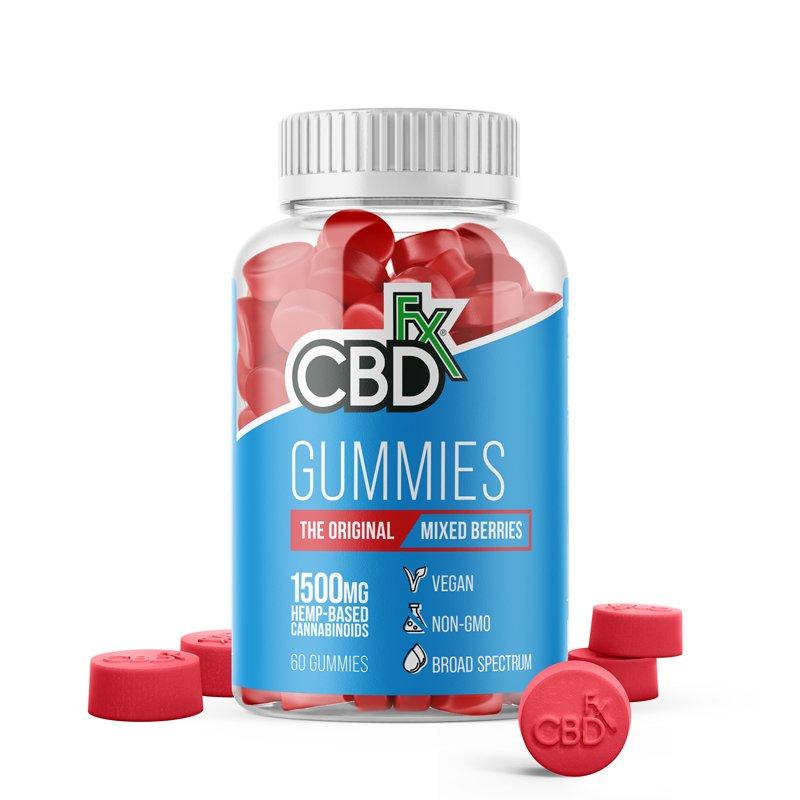 CBDFX - CBD Gummy Bears