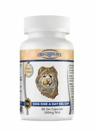 CBD Dog Gel Capsules