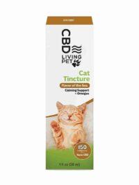 CBD Living Cat Tincture 150 mg