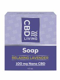 CBD Living Soap Lavender