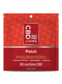 CBD Living Patch 60 Mg
