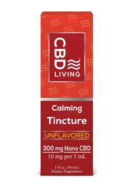 CBD Living Tincture 300 Mg