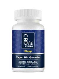 CBD Living Sleep Vegan Gummies