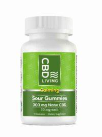 CBD Living Sour Gummies