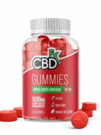 CBDFX - CBD Gummies with Apple Cider Vinegar