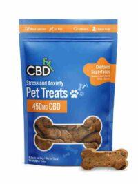 CBDFX - CBD Pet Treats for Stress & Anxiety