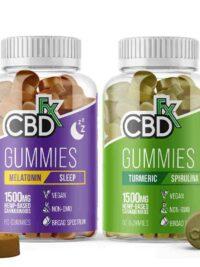 CBDFX - Day & Night CBD Gummy Set