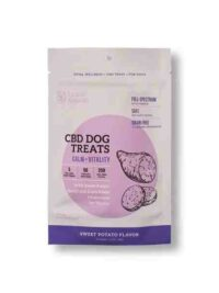 Lazarus Naturals-CBD Dog Treats Vitality