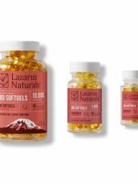 Lazarus Naturals 50 Mg CBD Softgels