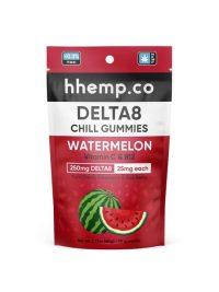 HH DELTA8 CHILL GUMMIES - WATERMELON