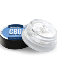 CBDistillery-CBG Isolate High Purity Powder