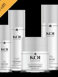 Koi CBD-Complete 4-Step System