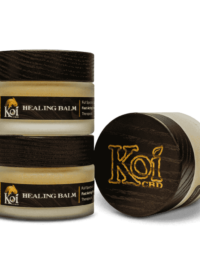 Koi CBD-CBD Balm_collection