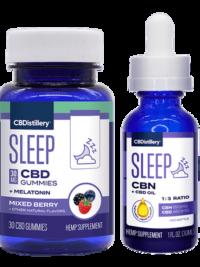 CBDistillery- Sleep Starter Pack