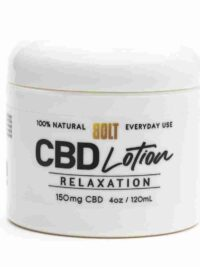 Bolt CBD-Natural Lotion Relaxation_150Mg