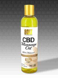 Bolt CBD-CBD Massage Oil_Chocolate