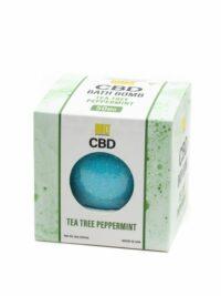 Bolt CBD - CBD Bath Bombs Tea Tree Peppermint