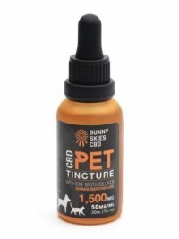 Sunny Skies CBD - CBD Pet Tincture 1500mg