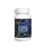Wyld CBD-Elderberry Gummies_1000Mg