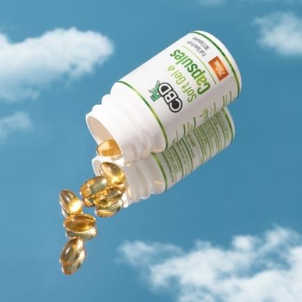 CBD soft get capsules