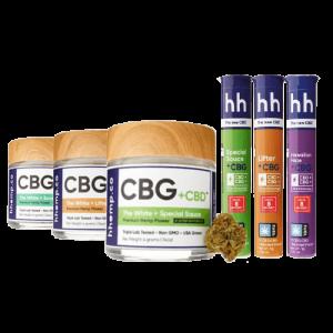 CBG+CBD bundle image