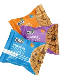 CBDFx - CBD Cookies With Protein - 20 mg - Pack of 2